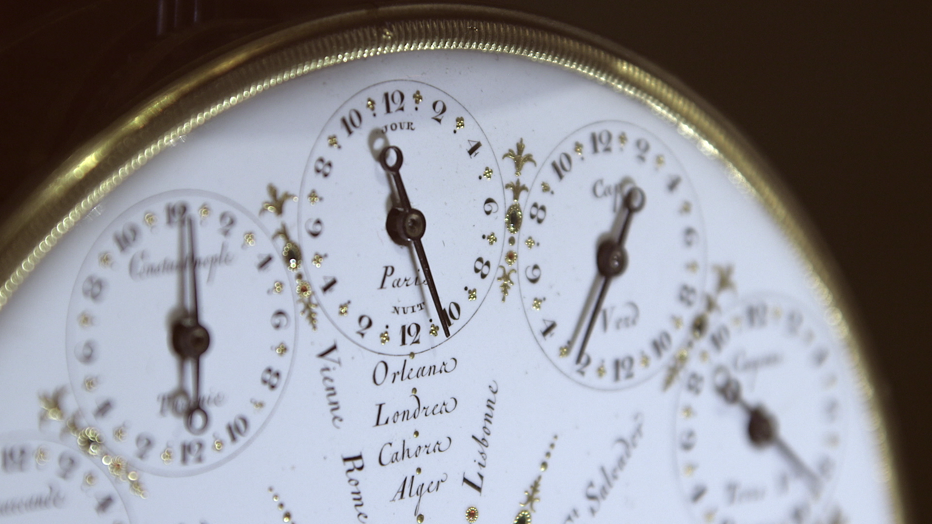 L'horloge atomique