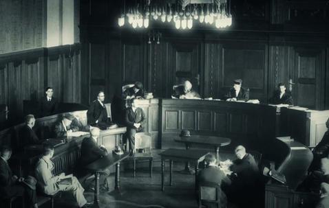 Reconstitution du procès Tehlirian