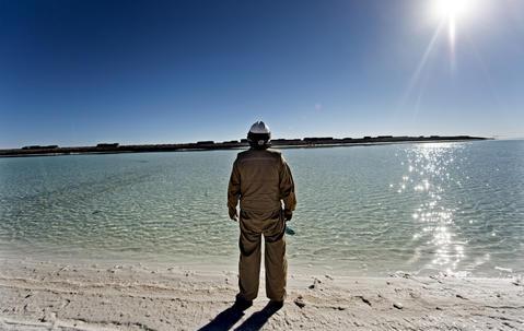 Exploitation du lithium du Salar de Uyuni
