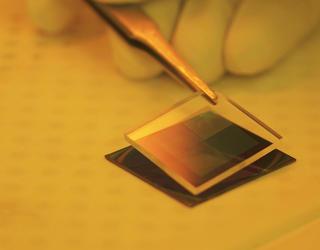 Une cellule photovoltaïque ultrafine