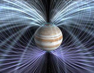 Champ magnétique de Jupiter
