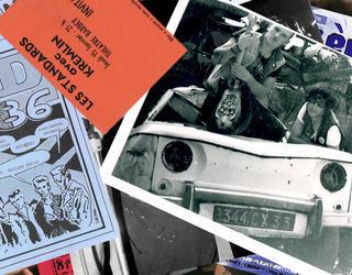 affiches de punk
