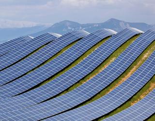 Centrale photovoltaique les Mées