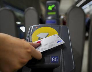 Paiement sans contact par carte bancaire