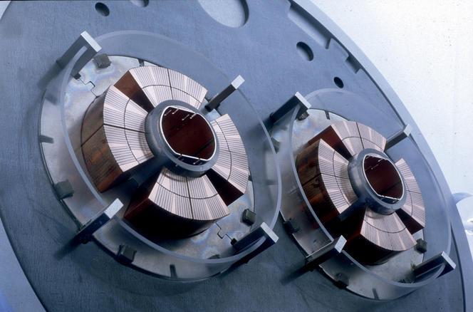Aimants supraconducteurs du LHC