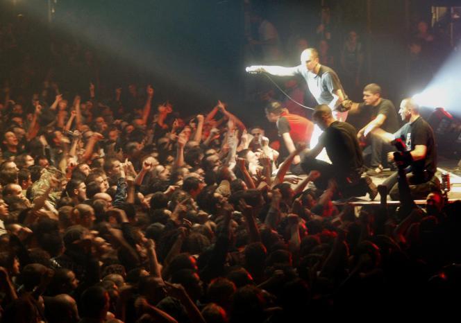 Concert des Bérurier Noir