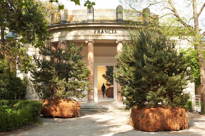 Pavillon français à la Biennale de Venise