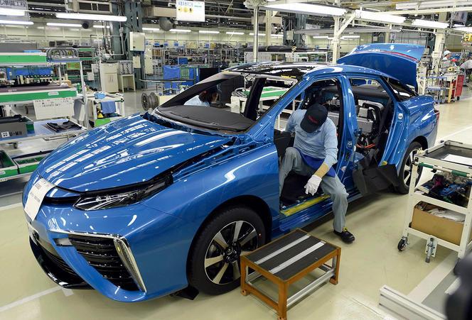 Toyota Miraï