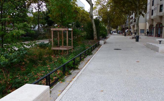 Ville durable, végétalisation espace urbain