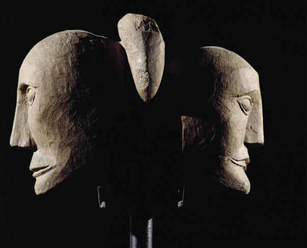Sculpture gauloise