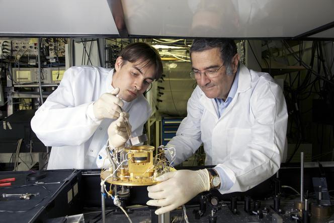 Cavité Piège à photons