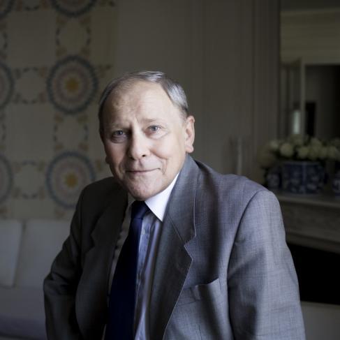 Le chimiste Gérard Férey