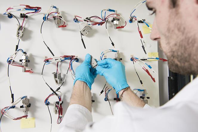 Recherche sur les batteries sodium-ion (Na-ion)