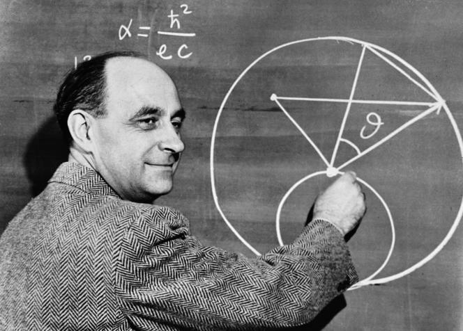 Enrico Fermi dans les années 40