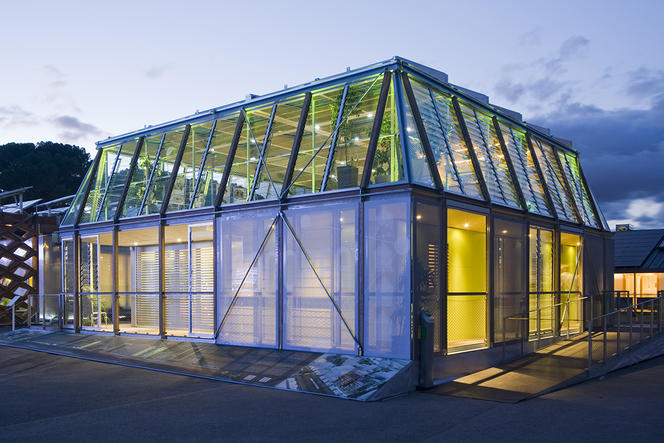 Canopea, Solar Decathlon Europe 2012, smart-building