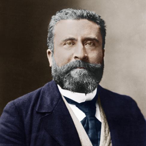 Portrait de Jean-Jaurès