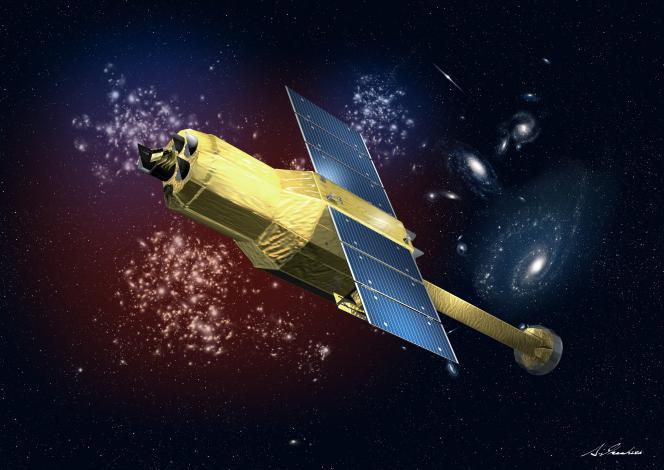 Télescope japonais Astro-H