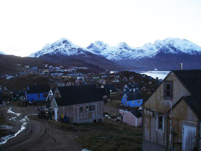 Tasiilaq, Groenland