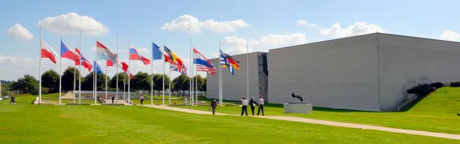 Le Mémorial de Caen.