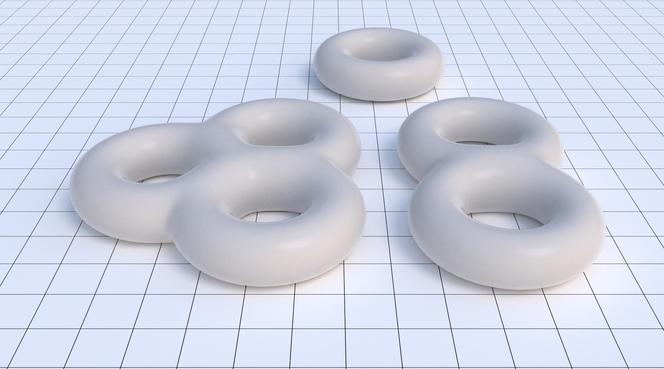 Géométrie algébrique, topologie