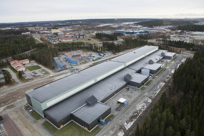 Datacenter de Facebook implanté en Suède
