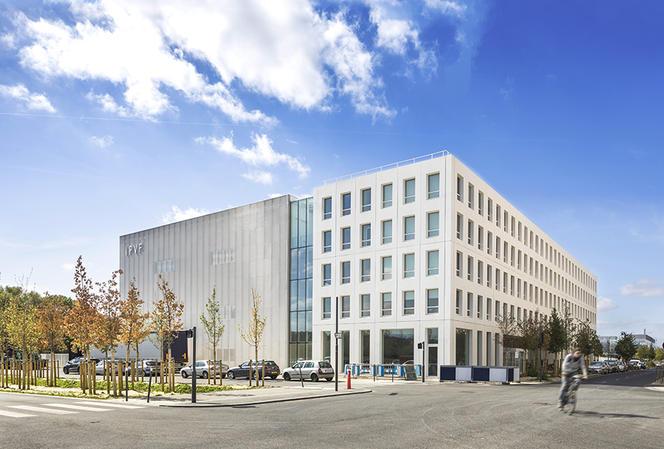Sur le campus de Paris-Saclay, à Palaiseau, l IPVF entend construire des  ponts entre la recherche fondamentale et les innovations industrielles. ceca5d1b1fc2