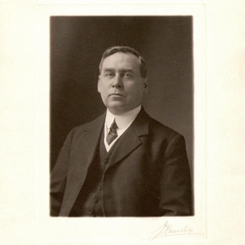 John Fields en 1912