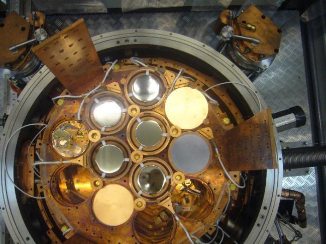 Le détecteur de matière noire Edelweiss-III