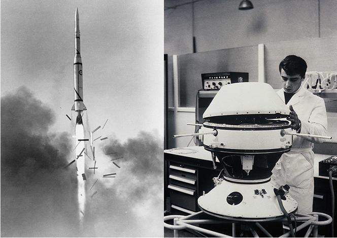 Satellite Astérix, lanceur Diamant A-1