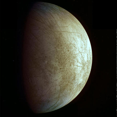 Europa, satellite de Jupiter