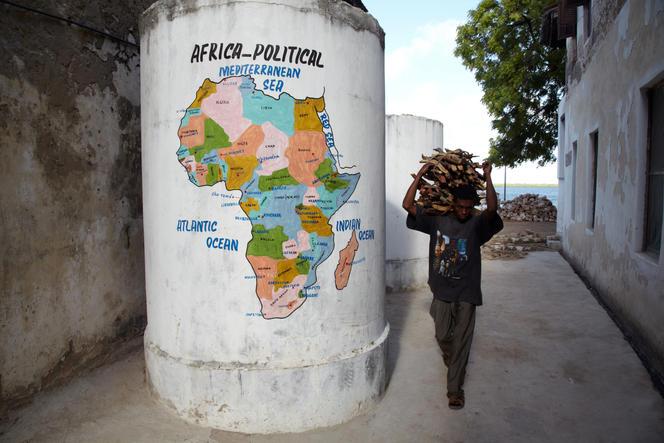 Vie quotidienne, Ile de Lamu, Kenya