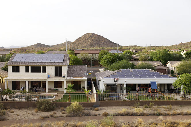 Energie solaire, photovoltaique