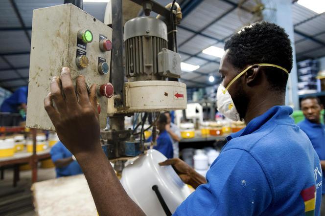 Développement économique au Ghana
