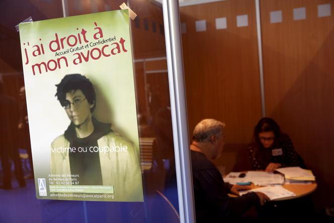 Consultations gratuites avec des avocats du barreau de Paris.