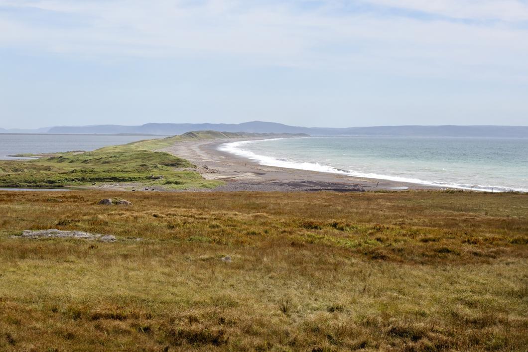 Isthme de Miquelon-Langlade