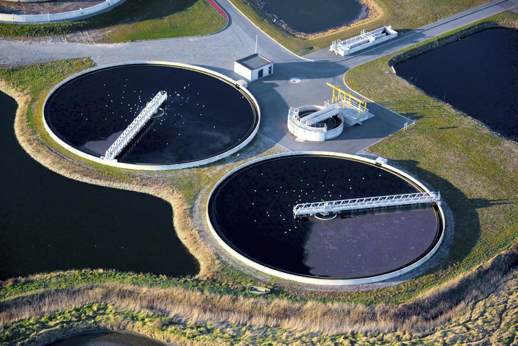 Stations d'épuration d'eau