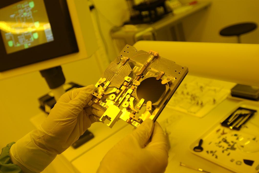 Lithographie électronique