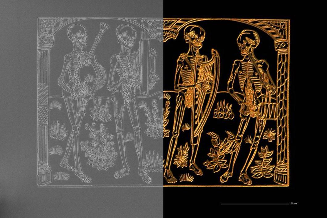 La Grande Danse macabre des hommes et des femmess, Nicolas le Rouge, 1496