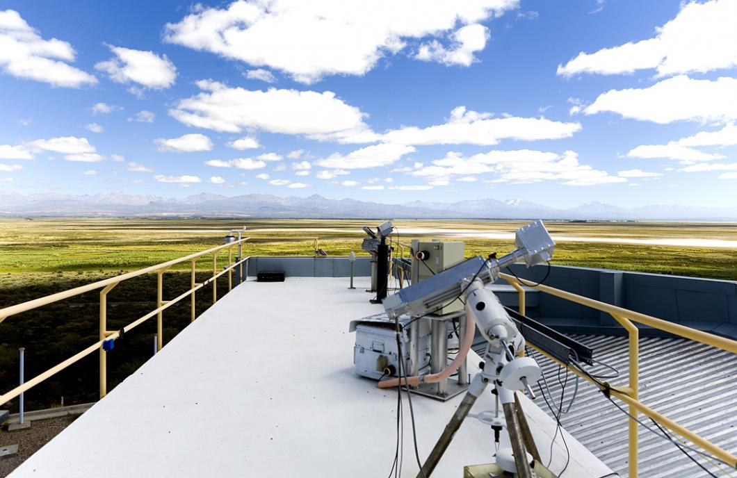 Observatoire Pierre Auger