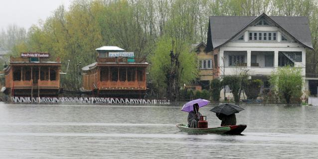 Montée des eaux et inondations en Inde