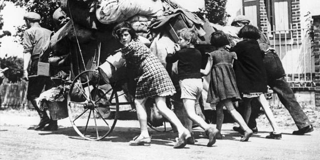 Exode de 1940