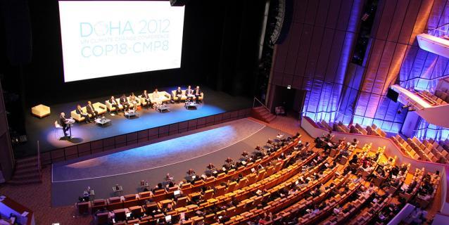 Négociations climatiques, Giec, Doha 2012