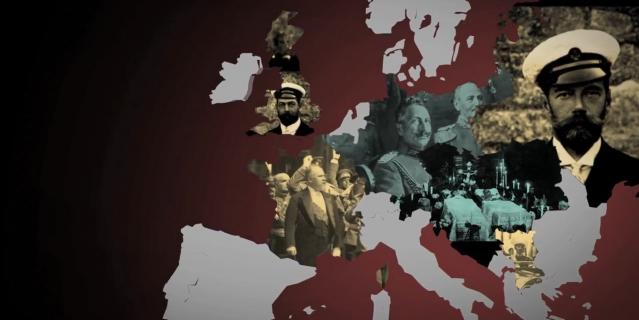 """Visuel extrait de l'épisode """"On y va"""" de la série """"1914, Dernières nouvelles"""""""