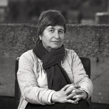 La mathématicienne Aline Bonami