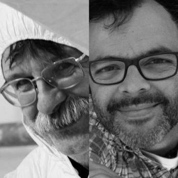 Hervé de Kerret et Anatael Cabrera