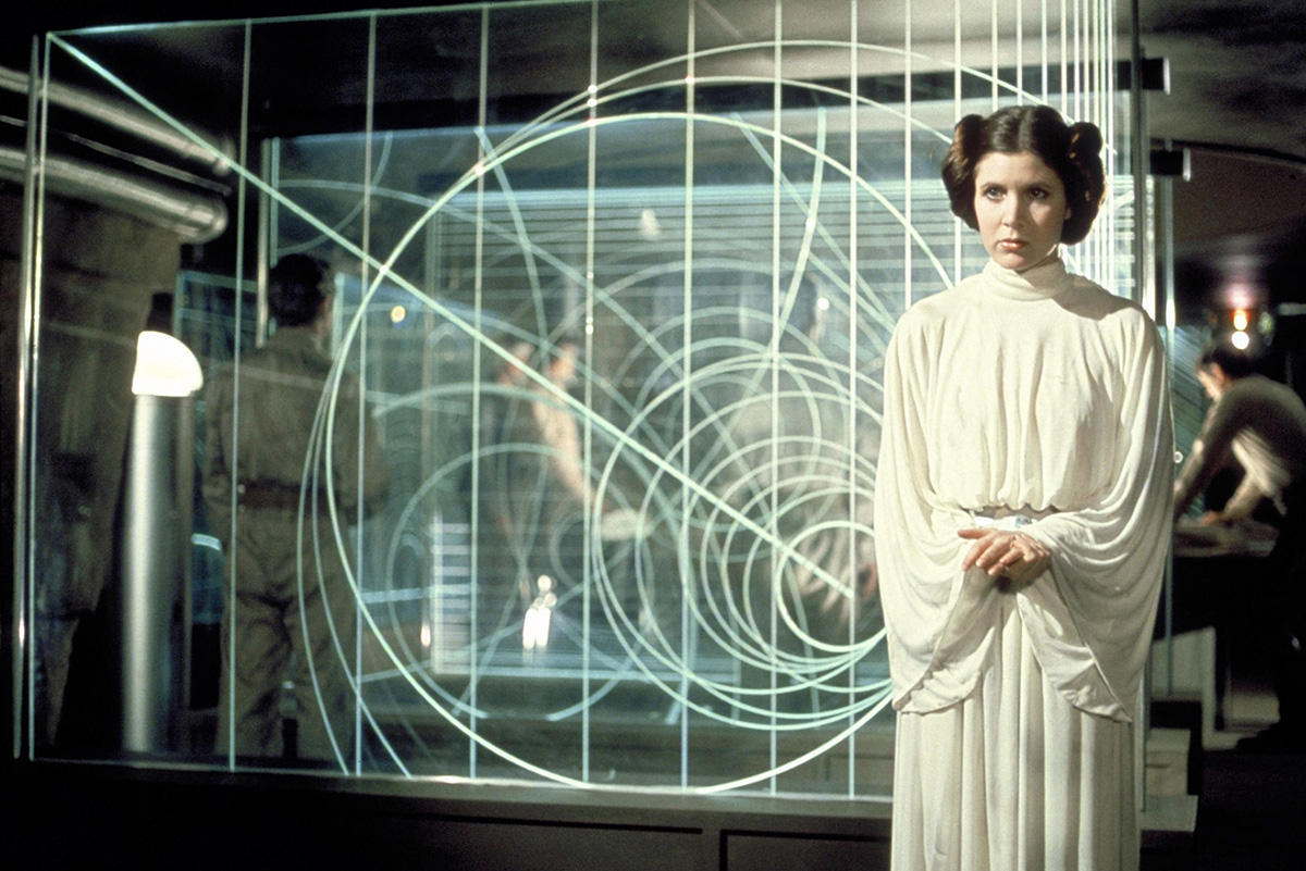 Star Wars - Carrie Fisher