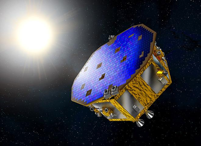 Le satellite Lisa Pathfinder