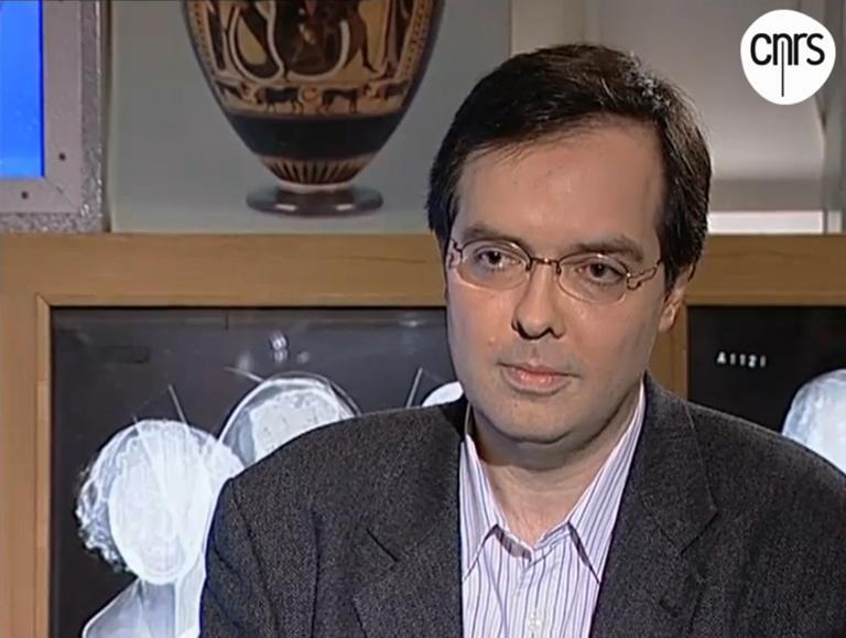 Le chimiste Philippe Walter