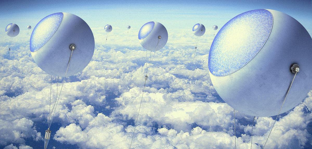 Ballon solaire, NextPV