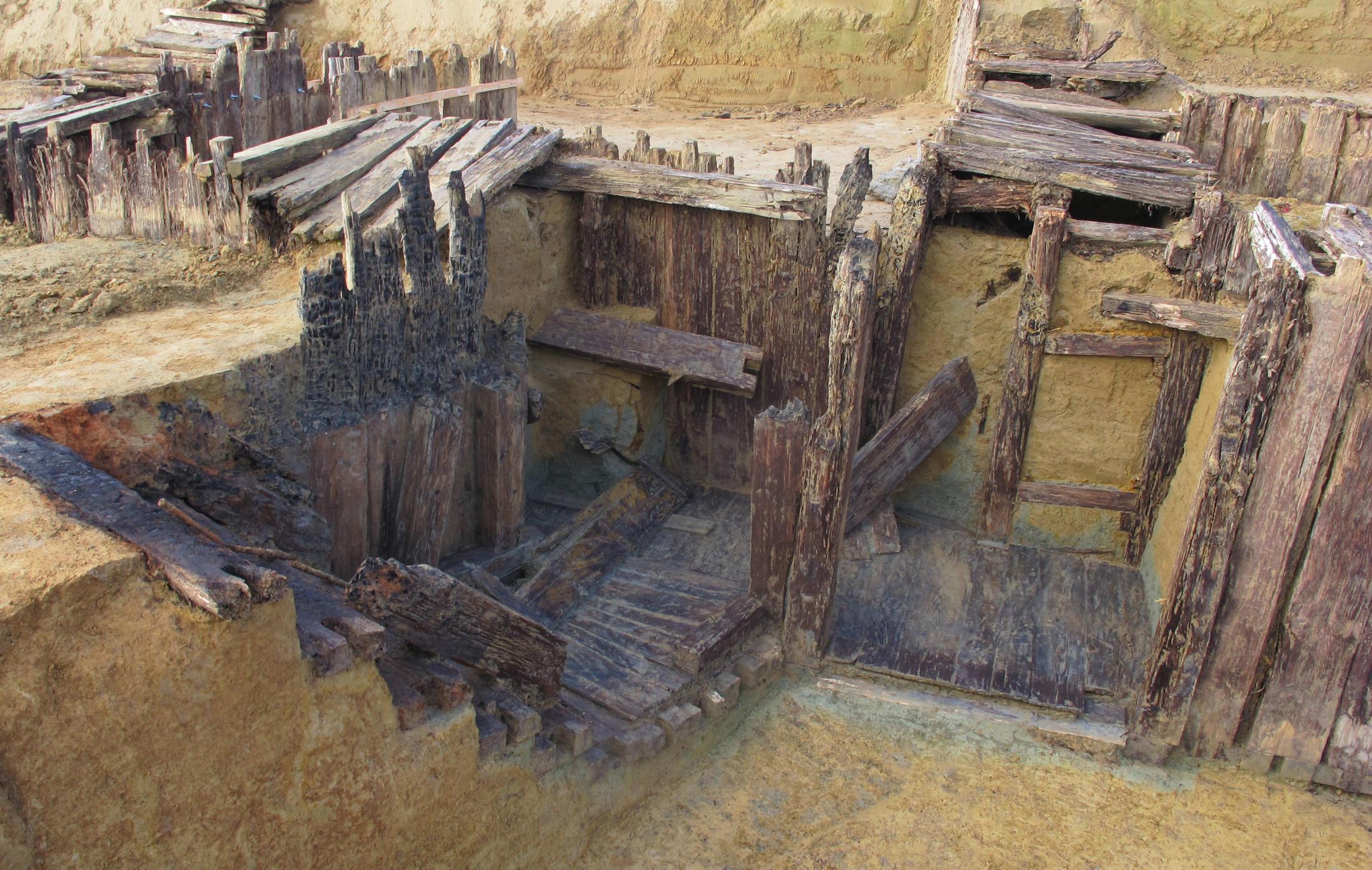 Site archéologique alsacien, le Kilianstollen